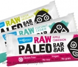 MAXSPORT RAW PALEO BARBAR TYČINKA 50G